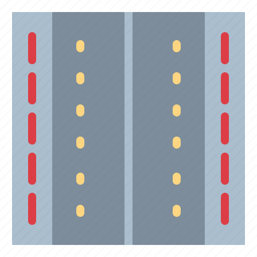 aircraft, landing, plane, runway icon