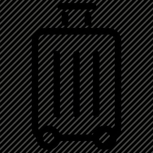 baggage, case, luggage icon