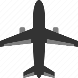 aircraft, airplane, aviation, jet, plane icon