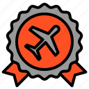 airplane, airport, best, good, protection, shield icon