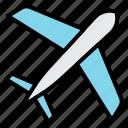airplane, airport, flight, plane, travel