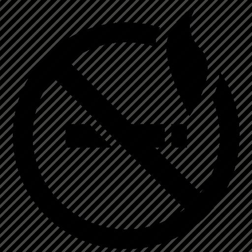 area, cigarette, forbidden, no, sign, smoking, zone icon