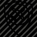 air, buinesss, plane, shield, travel icon