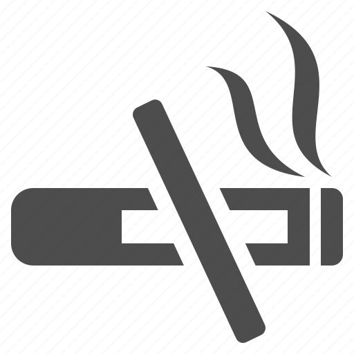 cigar, cigarette, forbidden, no, no smoking, sign, smoking icon