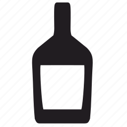 alcohol, bottle, drink, glass, label, whiskey, whisky icon