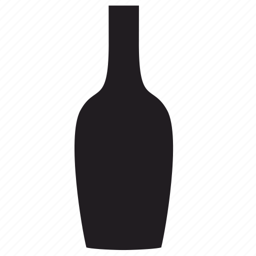 alcohol, bottle, drink, glass, whiskey, whisky, wine icon