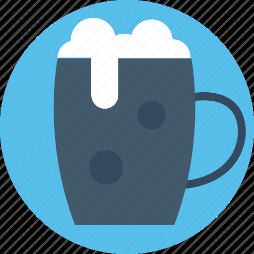 alcohol, ale, beer mug, beverage, drink icon