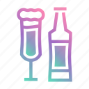 alcohol, beer, beverage, craft, craft beer, draft, glass icon
