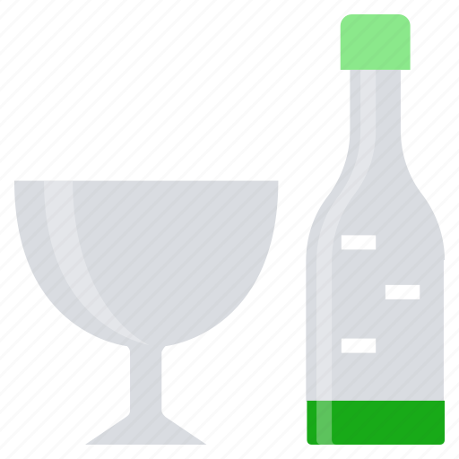 Alcohol, beer, bottle, cocktail, drink, glass, wine icon - Download on Iconfinder