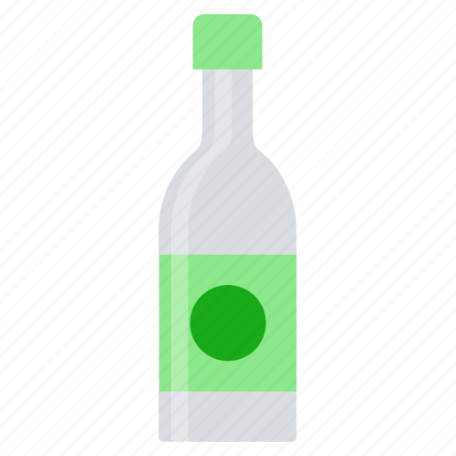 alcohol, bar, beer, bottle, cocktail, drink, wine icon