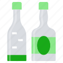 alcohol, bar, beer, bottles, cocktail, drink, wine icon