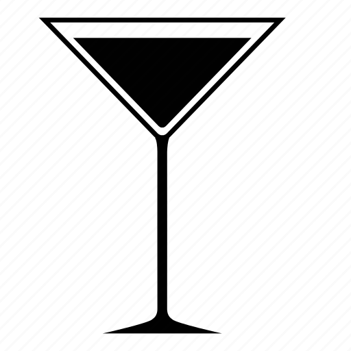 alcohol, cosmopolitan, dry martini, glass, lemon drop, manhattan, martini icon