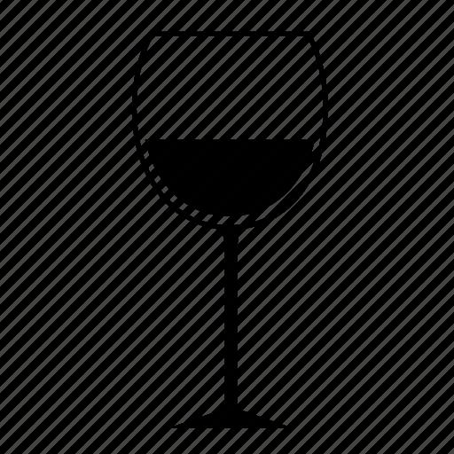 alcohol, booze, classy, glass, red wine, stemware, wine icon