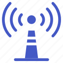 connection, network, signal, tech, technology icon