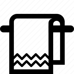 home, hotel, linen, motel icon