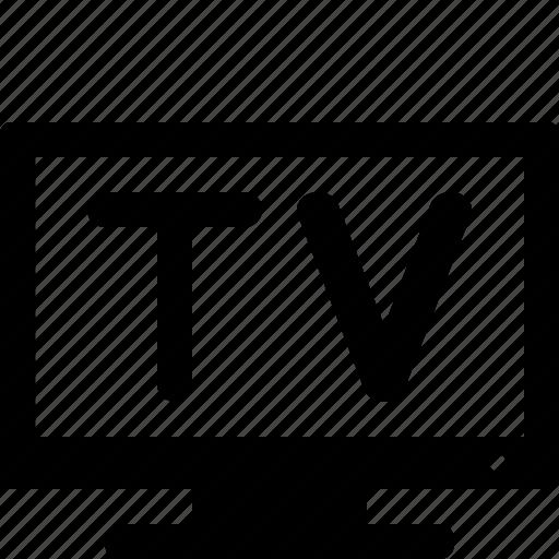 film, hotel, monitor, service, television, tv, video icon