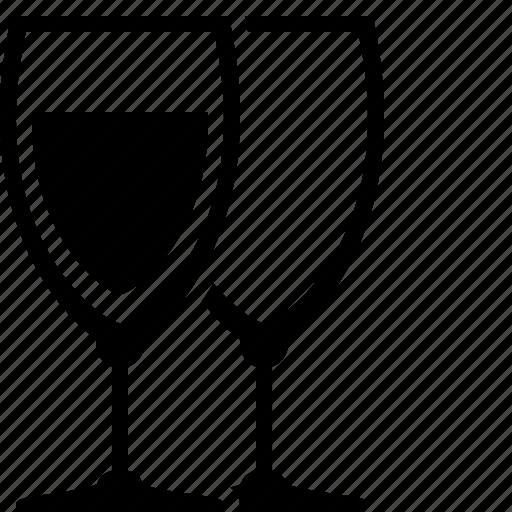 alcohol, award, dinner, drink, drinks, win, winner icon