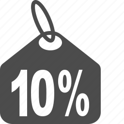 discounts, price, sale, shopping, tag icon