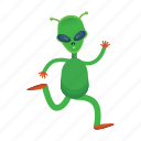 alien, et, universe icon