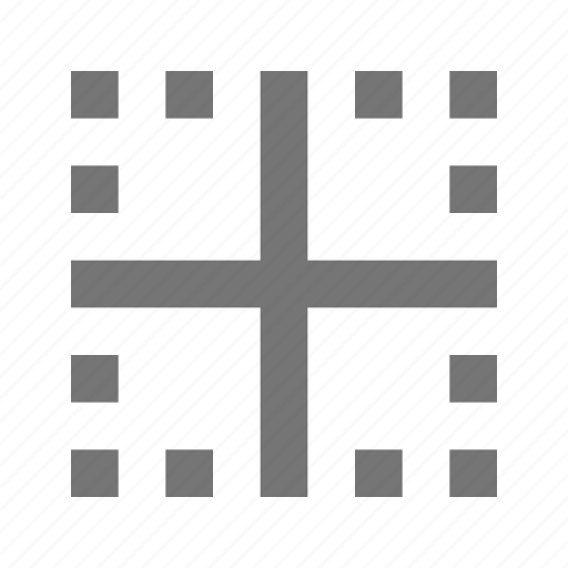 border, inside border icon