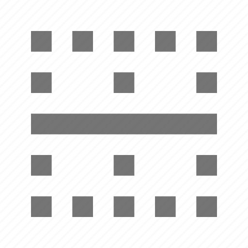 border, horizontal, middle, paragraph, text, tool icon