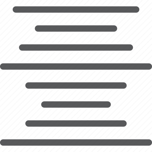 align, center, custom, line, middle, script, settings, text icon
