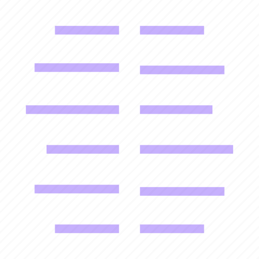 align, alignment, center, format, text icon
