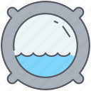 boat, marine, nautical, navigation, sailing, underwater, window icon