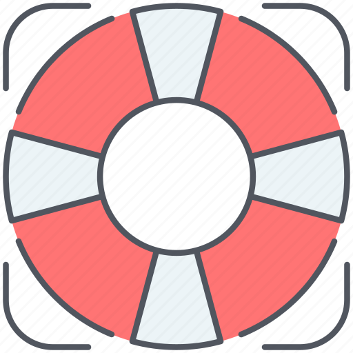 float, insurance, life, life buoy, life velt, safety, saver icon