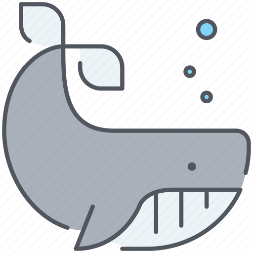 life, mammal, marine, ocean, shark, whale, wildlife icon