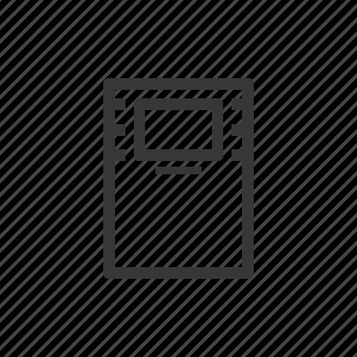 atm, bank, business, finance, machine, money, transfer icon