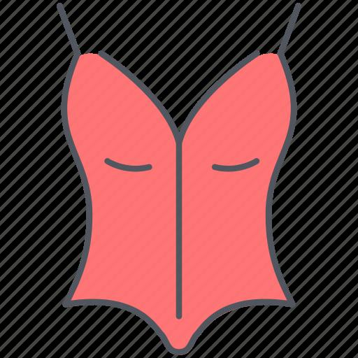 clothes, corset, fashion, female, sexy, underwear, wear icon