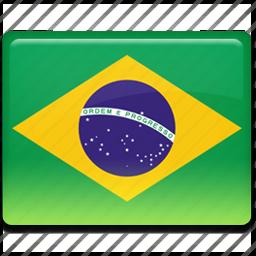 Brazil, flag icon - Download on Iconfinder on Iconfinder