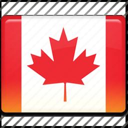 canada, flag icon
