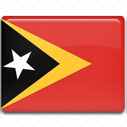 east, timor icon
