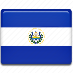 el, flag, salvador icon