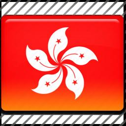 flag, hong, kong icon