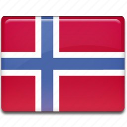 flag, jan, mayen icon