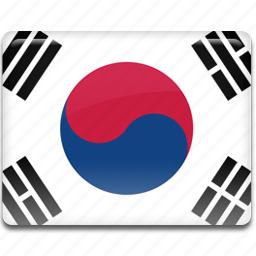 flag, korea icon