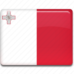 flag, malta icon
