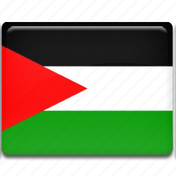 palestinian, territory icon