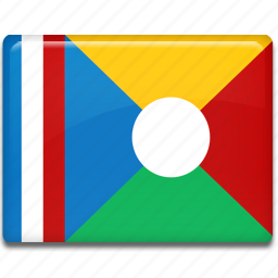 flag, reunion icon