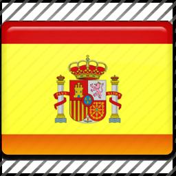 Flag, spain icon - Download on Iconfinder on Iconfinder