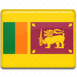 flag, lanka, sri icon