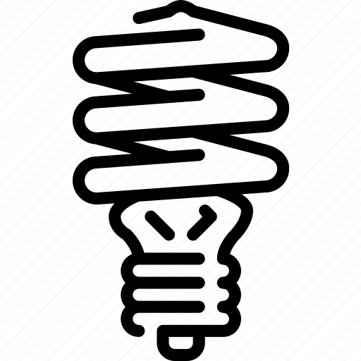 bulb, economic, eletrical, energy, light bulb icon