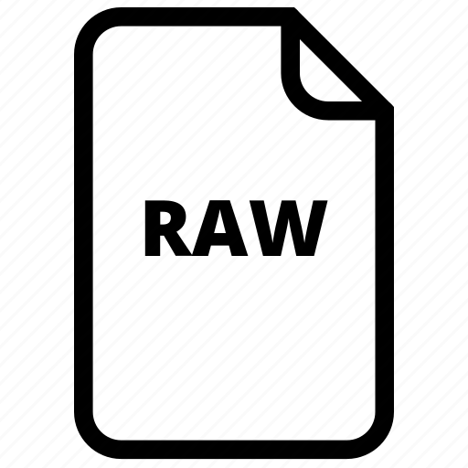 file, files, raw icon, type icon