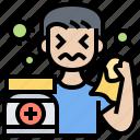 allergic, antihistamines, drug, medication, treatment
