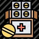 aspirin, drug, medicine, pharmacy, pills