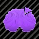 brain, business, doctor, psychology, violet