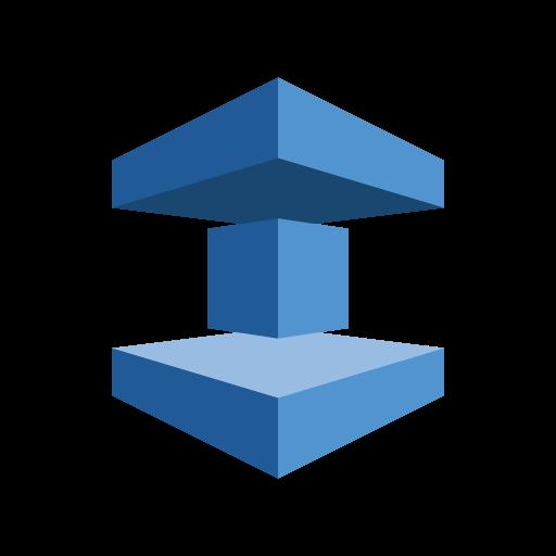 amazon, copy, database, elasticcache icon